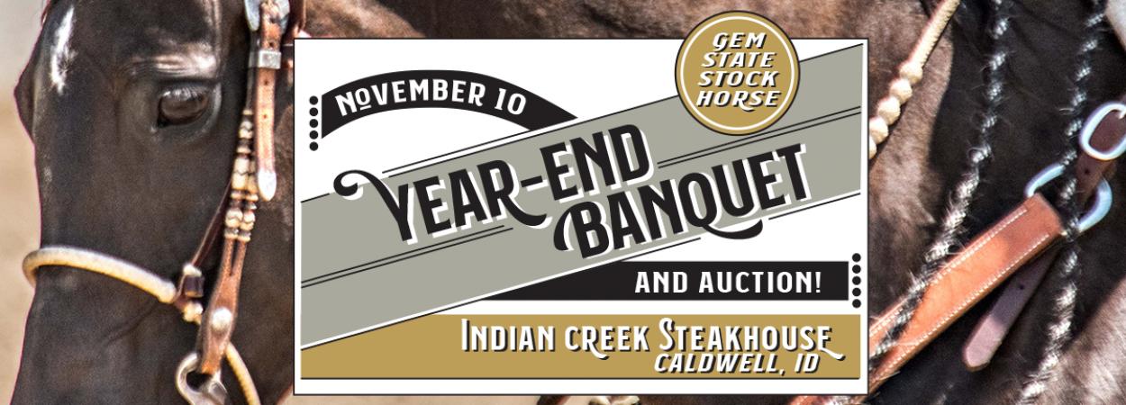 2018 Year-End Banquet