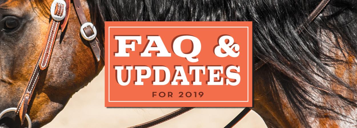 2019 FAQ