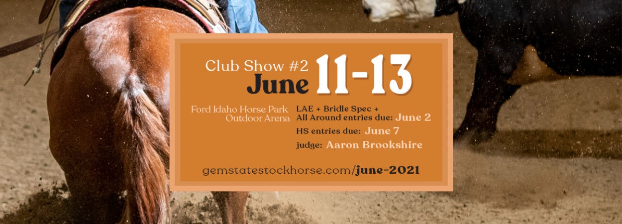 2021 - June Club Show